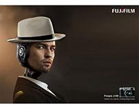 FujiFilm Print Ads