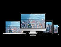 Responsiver Onepager für Gottmann GmbH