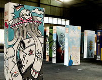 Exhibition Mauerfall 2009