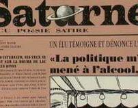 Saturne magazine