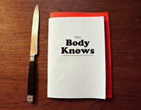 (No) Body Knows Fanzine.