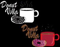 Donut Villa Logo 1