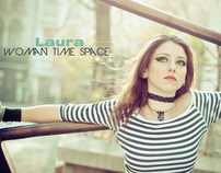 Woman Time Space