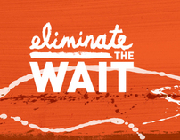 Eliminate the WAIT