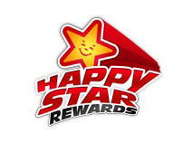 Mobile Application Redesign: Happy Star Rewards