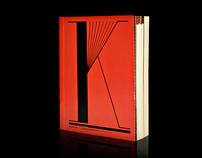 "About ""K"" // portfolio book"