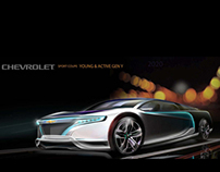 Chevrolet Sport Coupe for Generation Y