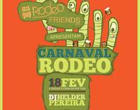 Publicidade Carnaval para a Rodeo Skate Shop