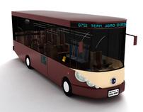 Micro-ônibus urbano