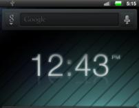 Android UI Mockup