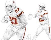 NFL Deadly Duos | Bleacher Report
