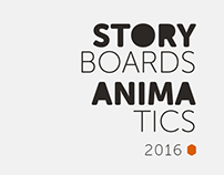 Storyboards | Animatics 2016