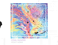 Coal Hunter - Album Campaign