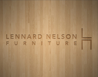 Lennard Nelson Furniture Branding