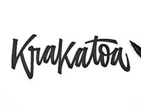 Krakatoa Logo + Process