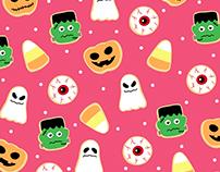 Halloween Icing Cookies