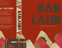 BADLANDS dvd Redesign