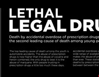 Lethal Legal Drugs
