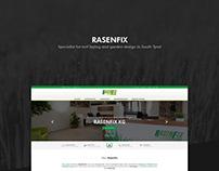 Rasenfix KG - Ecommerce - Shop - Corporate - Garden