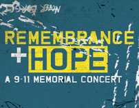 Remembrance + Hope (A 9-11 Memorial Concert)