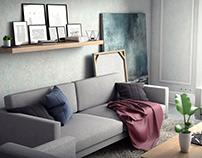 Visualization   Apartment Interior