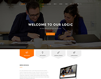 Multipurpose Website Design--- Free PSD