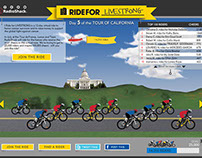 I Ride for LIVESTRONG (2010)