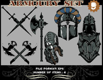 Armoury vector sets