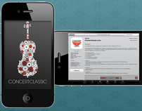 Application iPhone ConcertClassic.com
