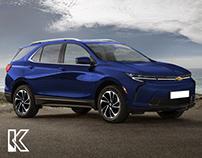 Chevrolet Equinox EV 2024