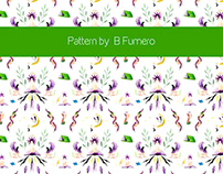 Pattern Design para Casa de Lectoras Indeseables
