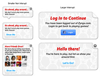 Zynga.com Messaging (2013)