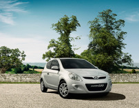 Hyundai i20 Ads