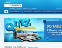 Portal Assine O Globo