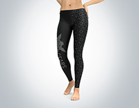 Ninja Gears Tights Design