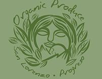 Organice Produce | Logo design