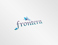 Frontera Beauty Center Visual Identity 2013