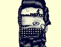 Herman Melville / Illustration
