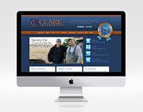 Clark Insurance Web Site