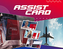 Cápsulas Fox Sports - Assist Card - Dirección de Arte