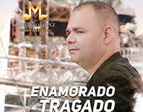 MAURICIO LÓPEZ - ENAMORADO Y TRAGADO (LYRIC VIDEO)