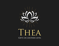 Thea - Full Brand Identity