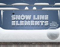 Snow Line Elements