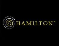 Hamilton International - Logo & Stationery Design