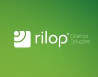 Rilop - Web Layout