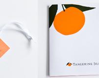 Tangerine Jill Fashions / Art Direction & Design
