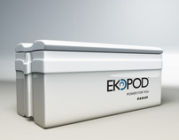 Ekopod -Identity Product Design, & Video