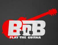 B.o.b Play the guitar Kinetic typography video