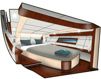 Yacht Interior/Exterior Design