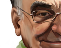 Politicians Of My Country ( in progress ) - caricatures